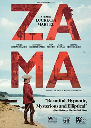 Zama DVD