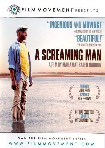 A Screaming Man DVD
