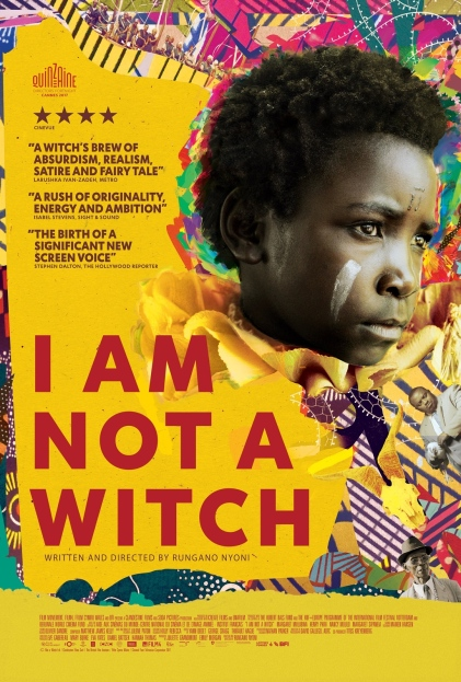 I Am Not a Witch DVD