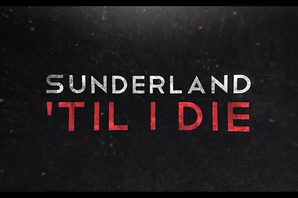Sunderland title card