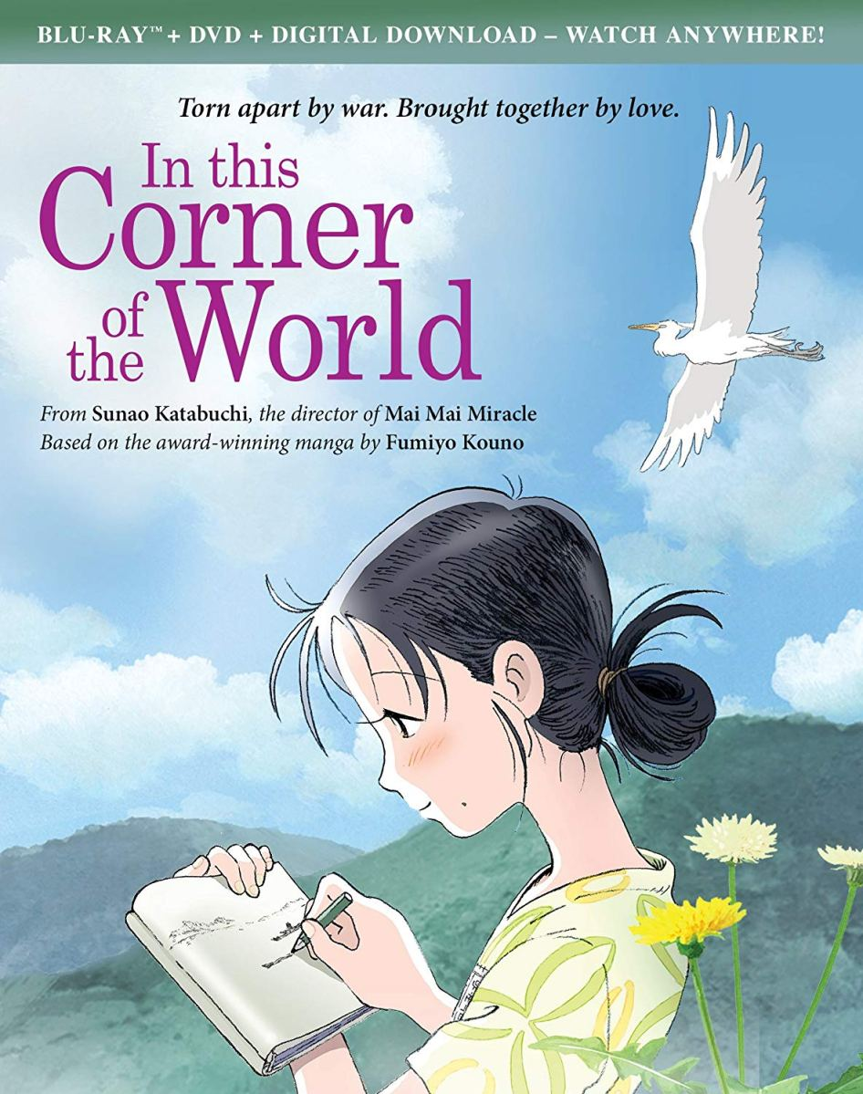 In This Corner Of The World 2016 Anime Remake Collaboration Review With Jeannette Jonic Iridium Eye Reviews