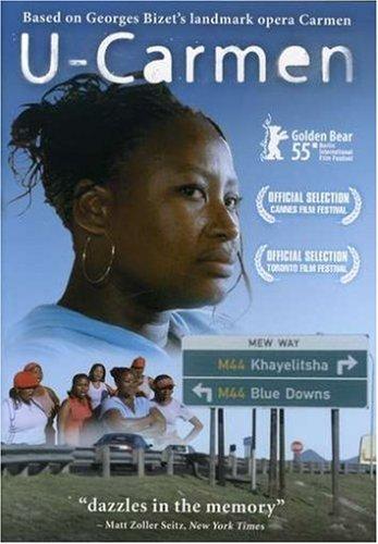 U-Carmen DVD