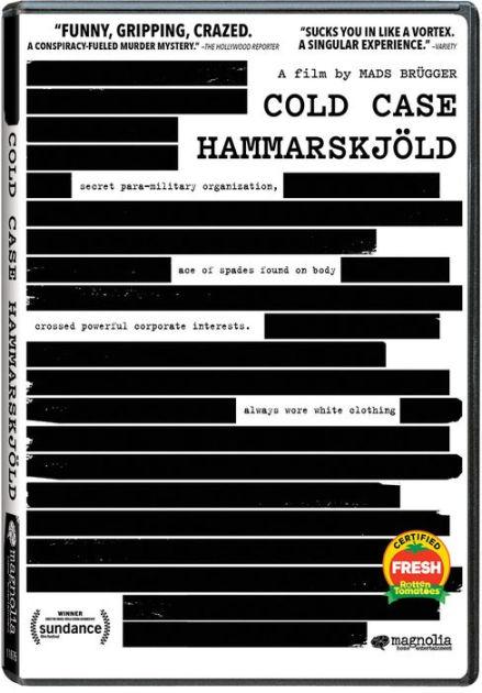 Cold Case Hammerskjold